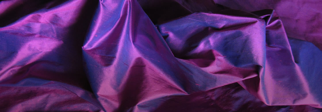 Coloured Silk