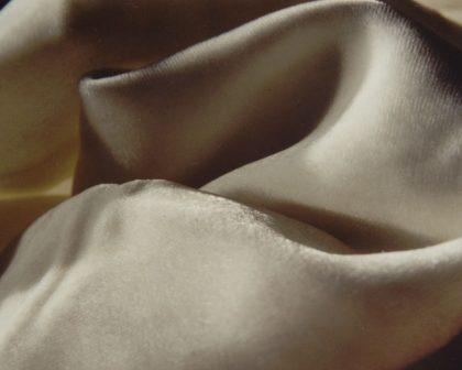 ivory silk velvet