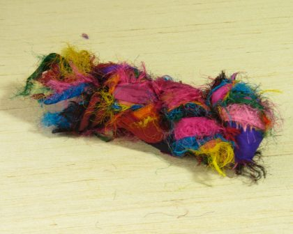 sari ribbon multicoloured