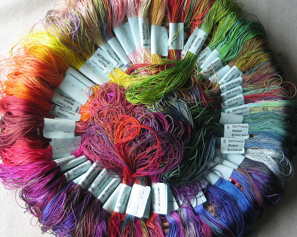 thread braided