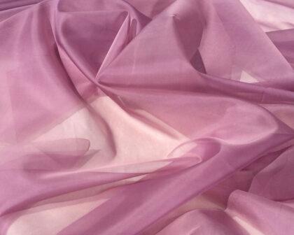 hbo 10 praline silk organza